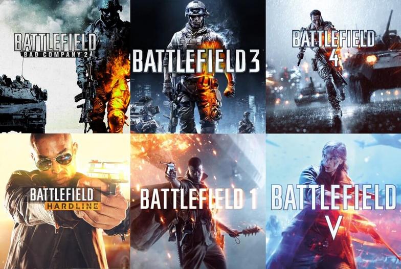 Battlefield Series